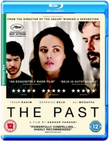 The Past, Blu-ray BluRay
