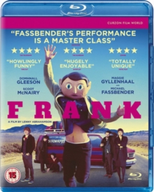Frank, Blu-ray  BluRay