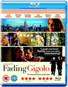 Fading Gigolo, Blu-ray  BluRay