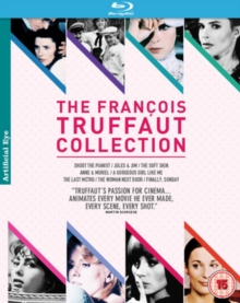 The François Truffaut Collection, Blu-ray BluRay