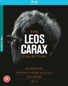 The Leos Carax Collection, Blu-ray BluRay