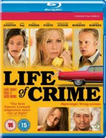 Life of Crime, Blu-ray  BluRay