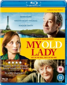 My Old Lady, Blu-ray  BluRay