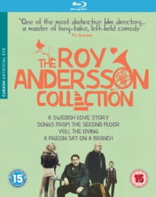 The Roy Andersson Collection, Blu-ray BluRay