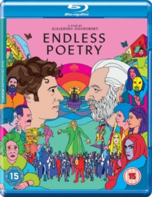 Endless Poetry, Blu-ray BluRay