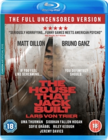 The House That Jack Built, Blu-ray BluRay