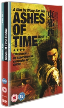 Ashes of Time - Redux, DVD  DVD