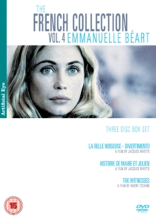 The French Collection: Volume 4 - Emmanuel Beart, DVD DVD