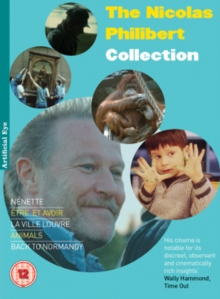 The Nicolas Philibert Collection, DVD DVD