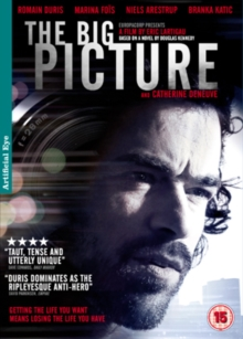 The Big Picture, DVD DVD