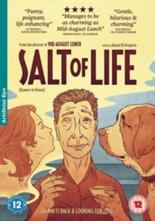 Salt of Life, DVD  DVD