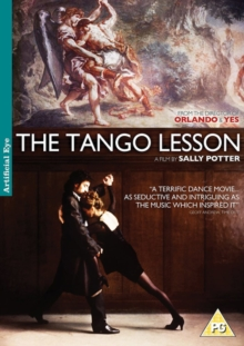 The Tango Lesson, DVD DVD