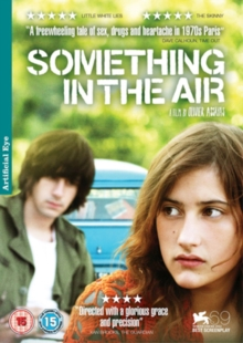 Something in the Air, DVD  DVD