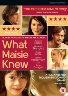 What Maisie Knew, DVD  DVD