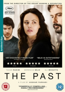 The Past, DVD DVD
