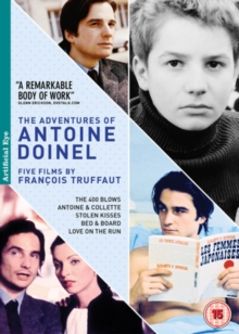 The Adventures of Antoine Doinel: Five Films By François Truffaut, DVD DVD
