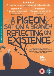 A   Pigeon Sat On a Branch Reflecting On Existence, DVD DVD