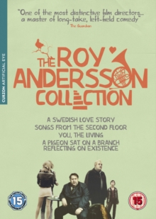 The Roy Andersson Collection, DVD DVD