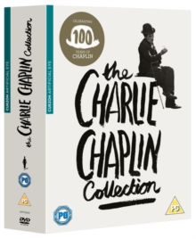The Charlie Chaplin Collection, DVD DVD