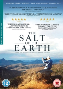 The Salt of the Earth, DVD DVD