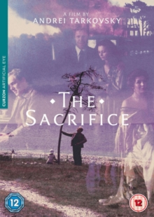 The Sacrifice, DVD DVD