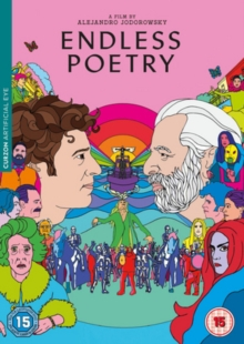 Endless Poetry, DVD DVD