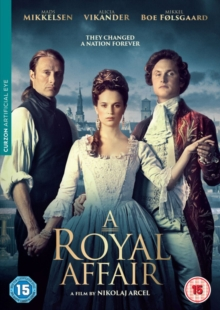 A   Royal Affair, DVD DVD