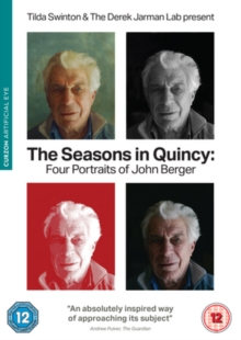 The Seasons in Quincy - Four Portraits of John Berger, DVD DVD