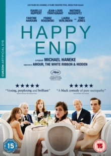 Happy End, DVD DVD