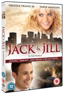 Jack and Jill Vs the World, DVD  DVD