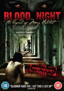 Blood Night - The Legend of Mary Hatchet, DVD  DVD