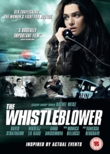 The Whistleblower, DVD DVD