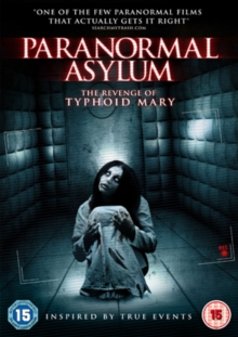 Paranormal Asylum - The Revenge of Typhoid Mary, DVD  DVD