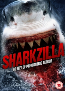 Sharkzilla, DVD  DVD