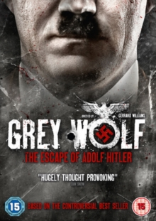 Grey Wolf: The Escape of Adolf Hitler, DVD  DVD