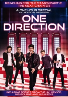 One Direction: Reaching for the Stars - Part 2, DVD  DVD