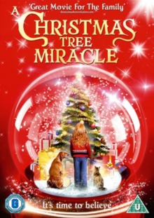 A   Christmas Tree Miracle, DVD DVD
