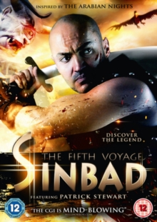Sinbad - The Fifth Voyage, DVD  DVD