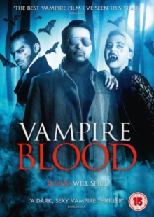 Vampire Blood, DVD DVD