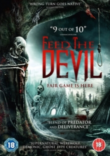 Feed the Devil, DVD DVD