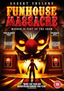 Funhouse Massacre, DVD DVD