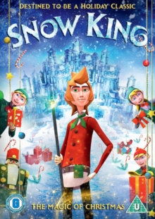 Snow King, DVD DVD