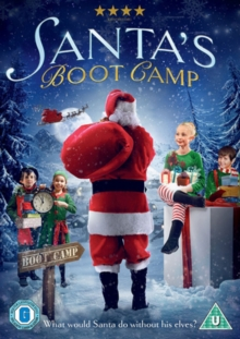 Santa's Boot Camp, DVD DVD
