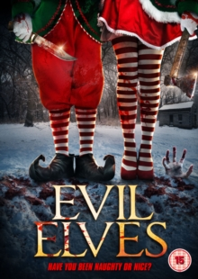 Evil Elves, DVD DVD