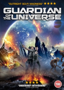 Guardian of the Universe, DVD DVD