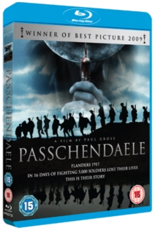 Passchendaele, Blu-ray  BluRay