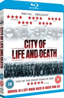 City of Life and Death, Blu-ray  BluRay