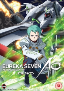 Eureka Seven - Astral Ocean: Part 1, DVD  DVD