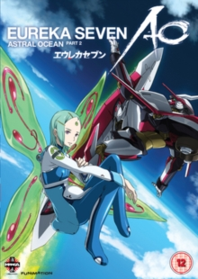Eureka Seven - Astral Ocean: Part 2, DVD  DVD