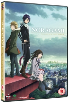 Noragami: The Complete First Season, DVD  DVD